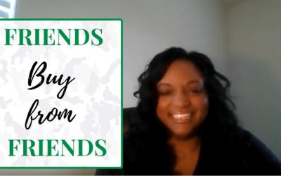 Friends buy from friends