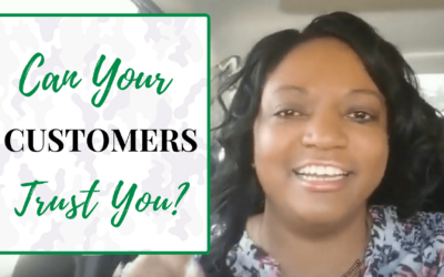 Can your customers trust you